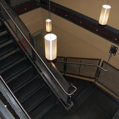 THP Stair
